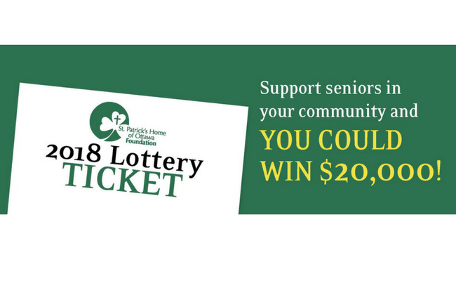 2018 Lottery Coming Soon!
