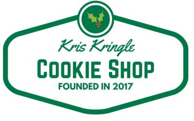 Kris Kringle Cookie Shop SOLD OUT!